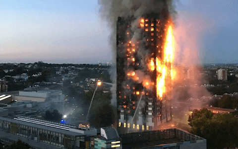 Feuer im Grenfell Tower in London fordert 72 Todesopfer