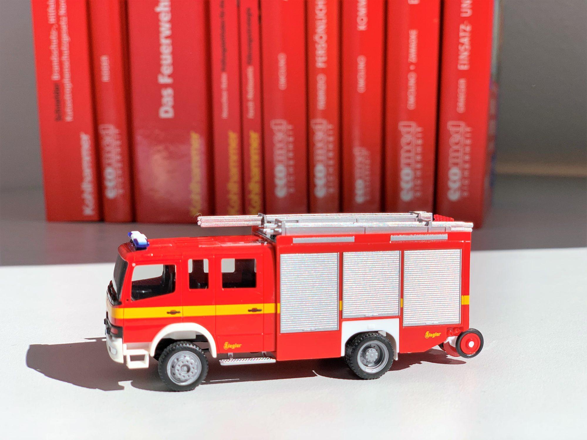 Die 9 beliebtesten Feuerwehrbücher für Fachleute
